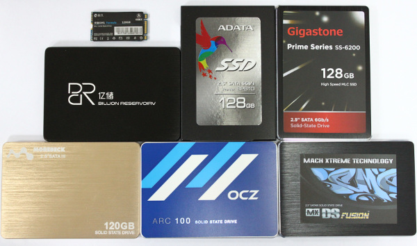 DRAMeXchange - 【Performance Test】2015 SSD Test–Comparing